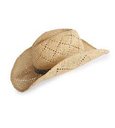 AEO Straw Cowboy Hat