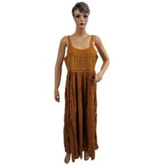 Long Sundress Bohemian Gypsy Indian Floral Embroidered Dress for Womens (Apparel)  http://www.picter.org/?p=B007N0X6UG