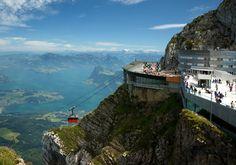 famous switzerland alps deck | 行ってみたい絶景 スイスアルプスの展望台5選