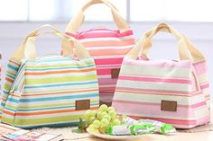 Thermal Lunch Bag - 5 Colours! deal in Kitchen Get a tote-style lunch bag.    Thermally insulated to keep hot food warm and tasty.  And its cooling properties keeps cold food cool and fresh.  In five stylish colours (see below).  Perfect for travel, work and picnics! BUY NOW for just £3.99 Check more at http://nationaldeal.co.uk/thermal-lunch-bag-5-colours-deal-in-kitchen/