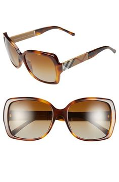 668b18ceba5 New 2015 Ray Ban Wayfarer Deep Brown Golden Sunglasses