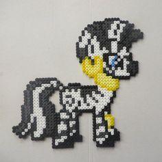 MLP Zecora Perler beads by Noctico