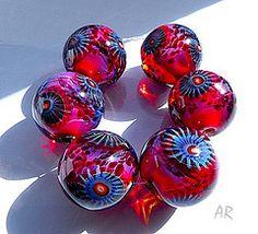 P1040514 (Astrid Riedel Designs) Tags: art glass beads handmade astrid gifts bead lampwork lentils glassbeads riedel glassart focal murrini focalbeads beadsglass riedelglass astridriedel glasgifts artbeadart
