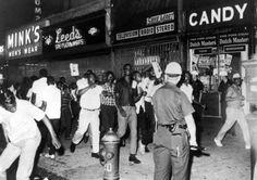 Watts Riot In L.A  08-11-1965