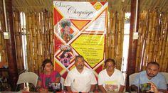 Presentan Cartel De Actividades Culturales De Saa Cheguiigu'