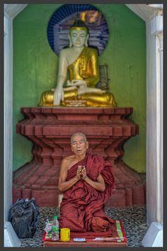 Rangoon, Myanmar (Burma) #travel #local #Myanmar