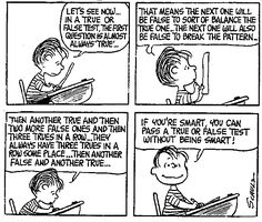 Peanuts. The Linus Sequence: The sequence composed of 1s and 2s obtained by starting with the number 1, and picking subsequent elements to avoid repeating the longest possible substring. The first few terms are 1, 2, 1, 1, 2, 2, 1, 2, 1, 1, 2, 1, 2, 2, …