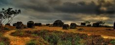 """One strangest archaeological sites in the world is the """"Plain of Jars,"""" which actually consists of about a hundred separate sites scattered ..."""