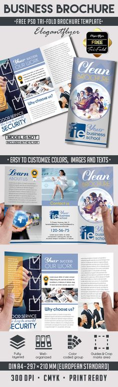 Pet Shop u2013 Free PSD Tri-Fold PSD Brochure Template Free Brochure - business pamphlet templates free