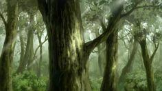 Mushishi Zoku Shou 2 Episode 1 Backgrounds [720p] - Album on Imgur