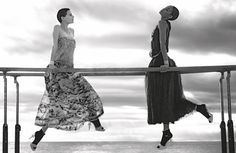 Chanel ss12, one of my favorite campaigns this season