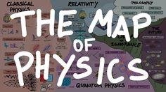 The Map of Physics - Wonderful.
