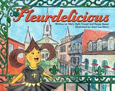 Travel with Fleurdelicious as she visits favorite places in New Orleans where the fleur-de-lis flourishes.