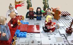 Lego_Purple_Wedding