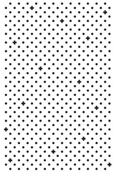 swiss cross, Society6, Party in the Mountains, black and white, polka dots