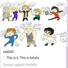 This is Hetalia in one picture.