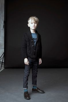 Kids fashion - Zadig & Voltaire - Fall-Winter 2014 Collection - EXCLUSIVE AT SMALLABLE  Boys. Girls. Toddlers. Childrenswear. Fashion. Summer. Outfits. Clothes. Smallable