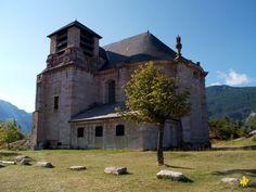 Eglise Montdauphin - Hautes-Alpes