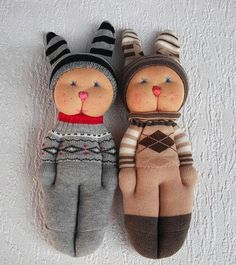 Waldorf Toys - Buy 3 Get 1 Free - Waldorf baby dolls, Custom dolls, Personalized rag dolls, Natural stuffed toys for any child of any age Sock Crafts, Sewing Crafts, Sewing Projects, Sock Dolls, Doll Toys, Rag Dolls, Sock Puppets, Sock Animals, Waldorf Toys
