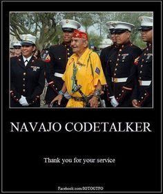 USMC Codetalker