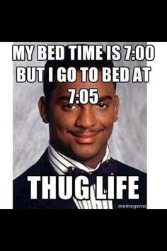 Carlton funny thug life