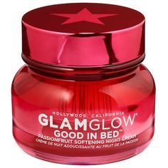 Shop GLAMGLOW's Good in Bed™ Passionfruit Softening Night Cream at Sephora. A creamy night treatment with powerfully gentle skin-exfoliating acids. Beauty Care, Beauty Skin, Beauty Hacks, Beauty Tips, Diy Beauty, Beauty Products, Beauty Secrets, Skin Products, Homemade Beauty
