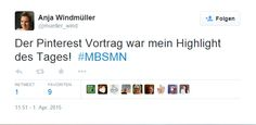 Feedback zur 43. #MBSMN