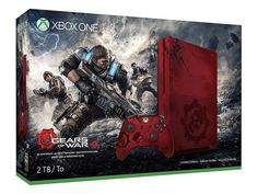 Xbox One S 2TB Limited Edition Console - Gears of War 4 Bundle (HDR) technology  | Video Games & Consoles, Video Game Consoles | eBay!