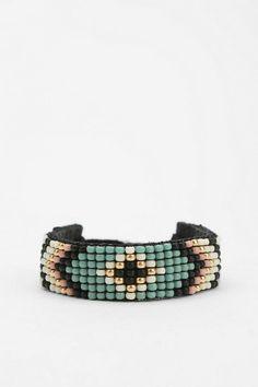 Kim & Zozi Beaded Bracelet #urbanoutfitters #bracelet