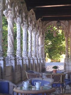 Bussaco Palace Hotel (Portugal/Luso)