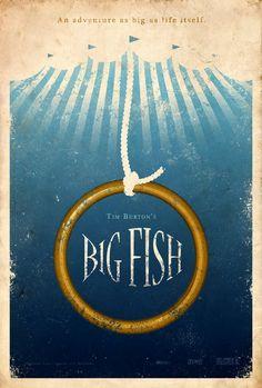 Big Fish, Tim Burton