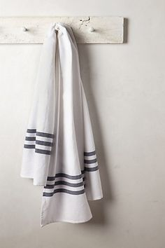 Awning Stripe Towel