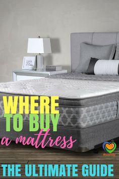 Where to Buy a Mattress | Mattress buying guide tips  #mattress #buymattress #mattressreview #bestmattress