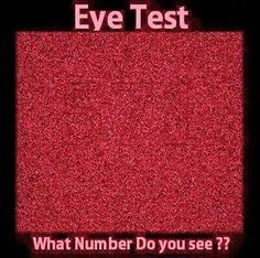 Intelligent Reading Brain Teasers with answers to Twist your brain - Eye Test to read Encrypted Numbers in the picture - Illusions Mind, Funny Illusions, Cool Optical Illusions, Eye Tricks, Brain Tricks, Weird Facts, Fun Facts, Funny Mind Tricks, Cool Mind Tricks