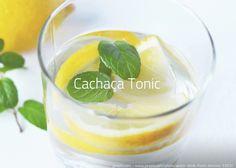 Rezept: Cachaça Tonic - Einfacher Longdrink. Alle Informationen: Zutaten, Garnitur, Glas, Zubereitung, ...