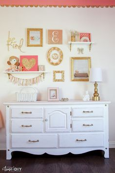 Gallery Wall Decorating Tips U0026 Tricks For A Girls Room