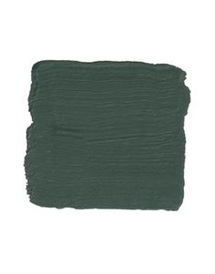 This green is so dark it's almost black and perfect for a front door. When the sun hits it you clearly see the green. It's like the color of a spruce tree. ~Farrow & Ball Carriage Green 94
