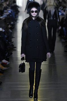Jill Stuart Fall 2007 Ready-to-Wear Collection Slideshow on Style.com
