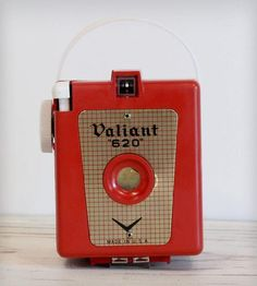 Rare Vintage Valiant 620 Camera by Gallymogger on Scoutmob Shoppe