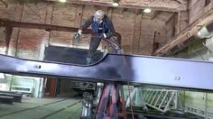 HYVST SPT 210 красим металлическую платформу