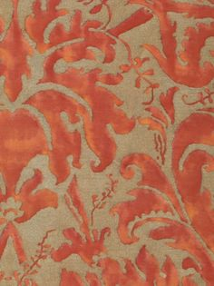 Fortuny Fabric. Every home should have just a touch.....