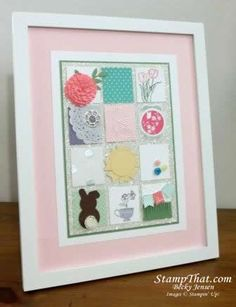 Stampin' Up! Spring Sampler