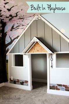 Built In Playhouse
