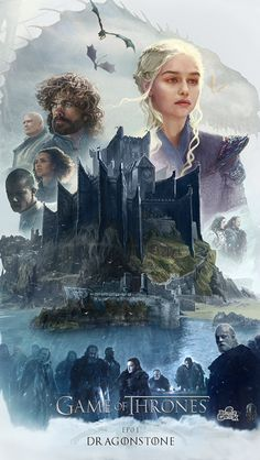 Game of thrones season 7, episode 1, Dragonstone
