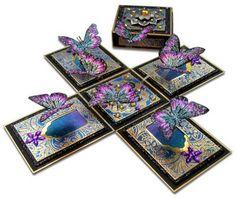 Butterfly box - LOVE this! @Jennifer Pasia lookit!