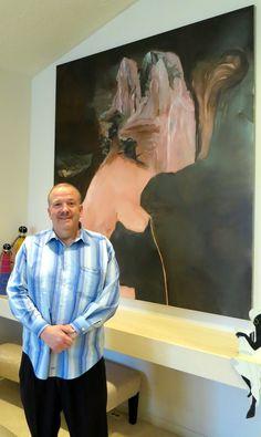 art collector - Steve Shane
