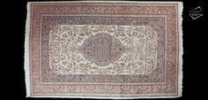12x19 Persian Tabriz Rug