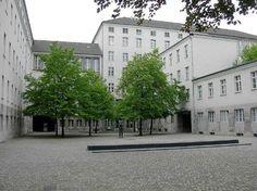 Gedenkstaette Deutscher Widerstand - German Resistance - Bendler Block