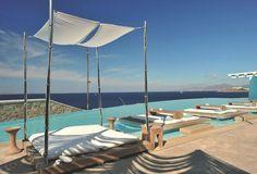 Piscine de rêve : couloir de nage, piscine à débordement, bassin aquatique... - CôtéMaison.fr