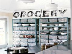 kitchen shelving solutions - Google Search